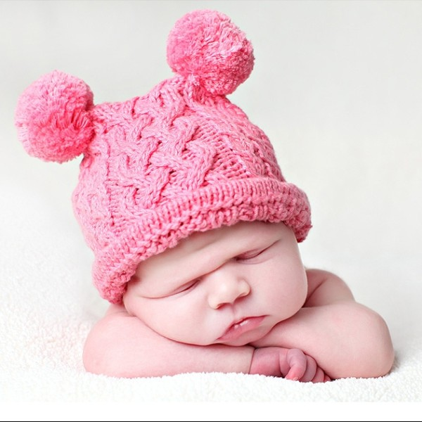 Lovely Knitting Models For a Baby Hat